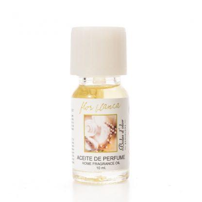 bruma aceite óleo 10ml flor branca boles d'olor difusor