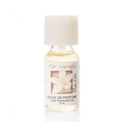 flor de baunilha boles d'olor óleo aceite difusor aromaterapia