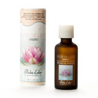 flor de loto flor de lotus boles d'olor