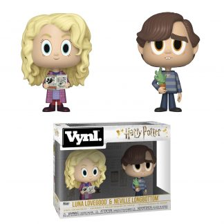 funko pops harry potter luna lovegood neville longbottom