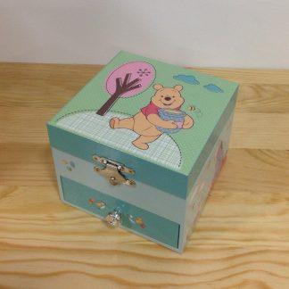 caixa de música caixa de bailarina girafa sofia