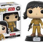 star wars rose funko pop coleção colecção coleccionismo star wars disney rose