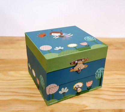 caixa de música caixa de bailarina princesa minnie fadas