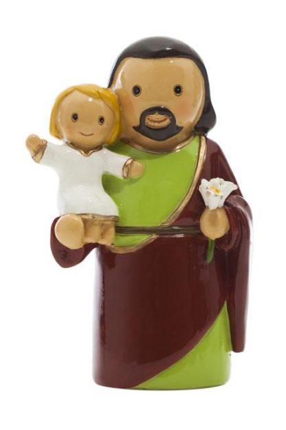 são josé anjo santo religião religion cute fofo comunhão batizado baptizado figura religiosa anjinho guarda menina menino baptismo