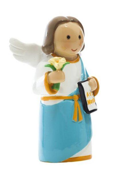 são gabriel arcanjo anjo santo religião religion cute fofo comunhão batizado baptizado figura religiosa anjinho guarda menina menino baptismo