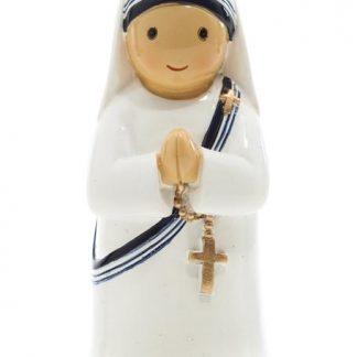 madre teresa de calcutá anjo santo religião religion cute fofo comunhão batizado baptizado figura religiosa anjinho guarda menina menino baptismo