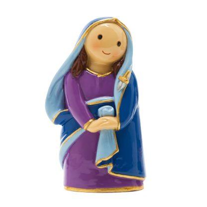 nossa senhora das dores anjo santo religião religion cute fofo comunhão batizado baptizado figura religiosa anjinho guarda menina menino baptismo