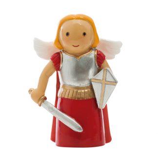 são miguel arcanjo little drops of water figuras religiosas anjos anjinhos santos