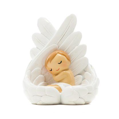 17531 anjo deitado asas little drops of water