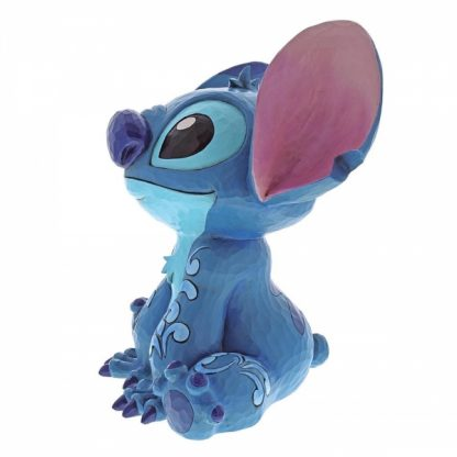disney traditions jim shore stitch big trouble