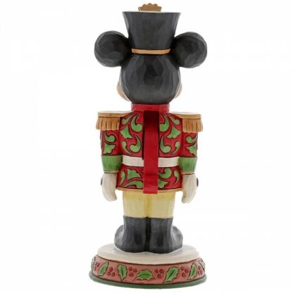 mickey nutcracker disney traditions jim shore disney