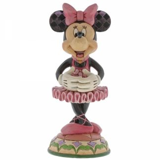 disney traditions jim shore minnie quebra-nozes nutcraker bailarina
