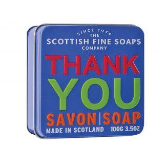 scottish fine soaps sabonete presente