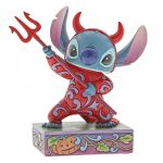stitch Endiabrado disney traditions jim shore