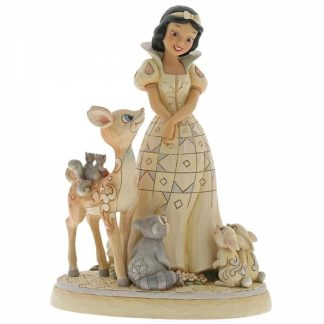 branca de neve white woodland disney traditions jim shore disney