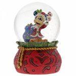globo de neve snowglobe mickey sino de natal saco de presentes