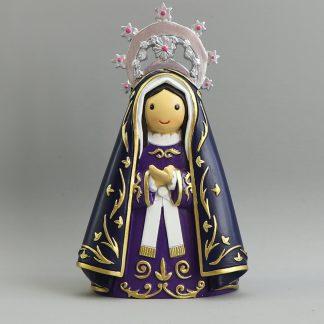 senhora d'agonia viana do castelo arcanjo little drops of water figuras religiosas anjos anjinhos santos