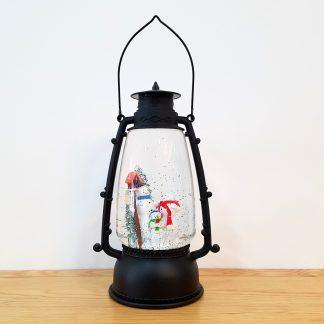 snowglobe globo de neve lanterna de natal cânticos de natal boneco de neve pai natal