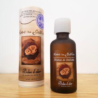 rose des sables óleo difusor aromatizador aroma casa boles d'olor