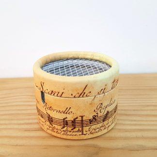 caixa de música realejo