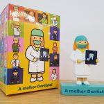 little drops of water profissões dentista