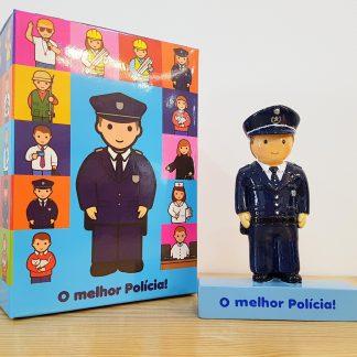 little drops of water profissões polícia