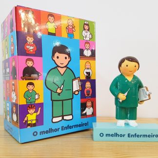 little drops of water profissões enfermeiro