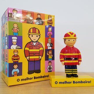 little drops of water profissões bombeiro
