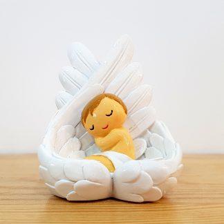 anjo da guarda anjo santo religião religion cute fofo comunhão batizado baptizado figura religiosa anjinho guarda menina menino baptismo