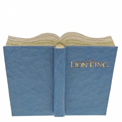 disney traditions jim shore scar rei leão mufasa
