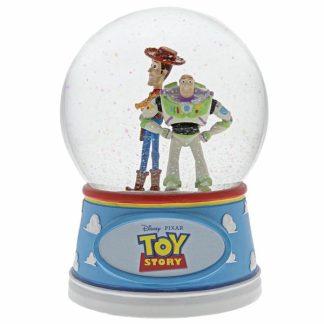 toy story snowglobe globo de neve disney
