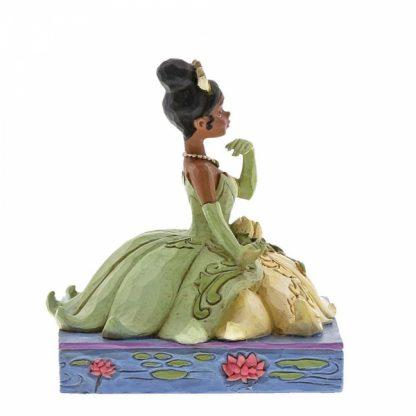 tiana princesa e o sapo disney traditions jim shore