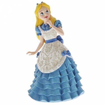 disney showcase collection alice no país das maravilhas