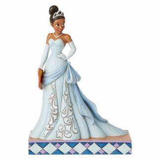 disney traditions jim shore tiana a princesa e o sapo