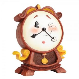 cogsworth relógio miss mindy disney bela e o monstro
