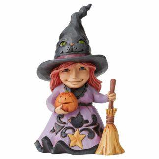 bruxa halloween jim shore heartwood creek