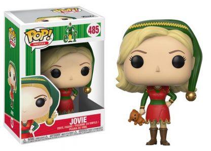elf jovie funko pop coleção colecção coleccionismo elf jovie xmas