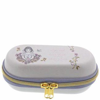 caixa de óculos branca de neve enchanting disney