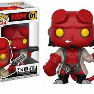 hellboy funko pop coleção colecção coleccionismo