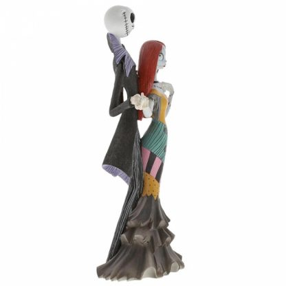 disney showcase collectiom nbx nightmare before christmas jack sally skellington