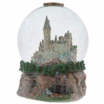 hogwarts harry potter snowglobe globo de neve
