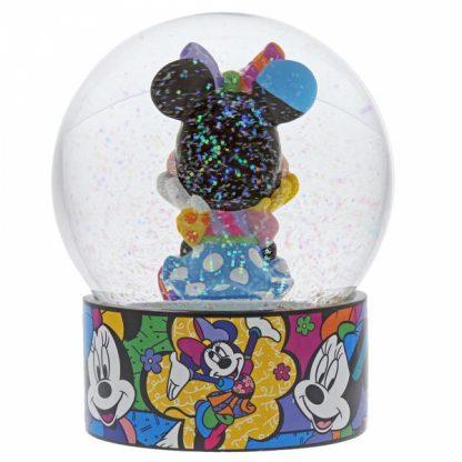 globo minnie romero britto disney snowglobe globo de neve