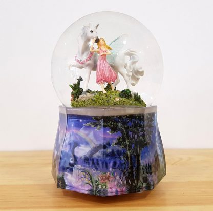 caixa de música caixa de bailarina princesa globo de neve