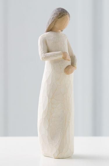 susan lordi figura estátua família anjo peça decoraçao casa significado amizade amor felicidade willow tree desejo aniversário presente gravide mãe