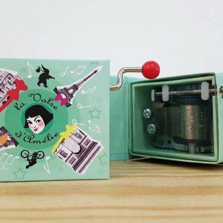 la valse d'amélie poulain realejo caixa de música