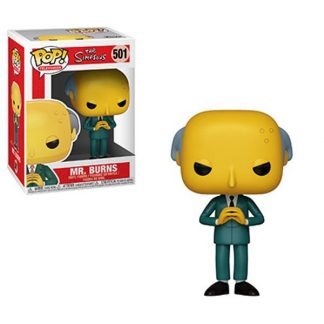 simpsons mr. burns funko pop coleção colecção coleccionismo simpsons mr burns