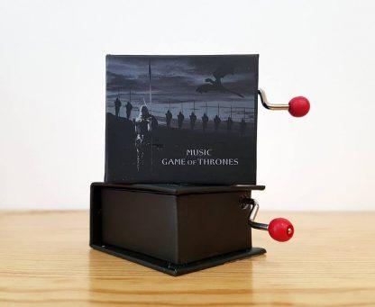 caixa de música realejo game of thrones