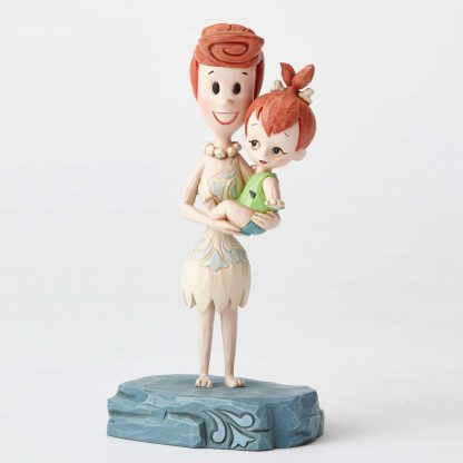 flintstones jim shore warner brothers wilma