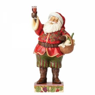 boneco de neve jim shore heartwood creek natal pai natal