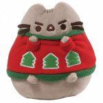 pusheen natal decoração